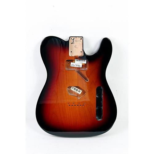 Fender USA Telecaster SH Alder Body Vintage Bridge Mount 3-Color Sunburst 888365269023