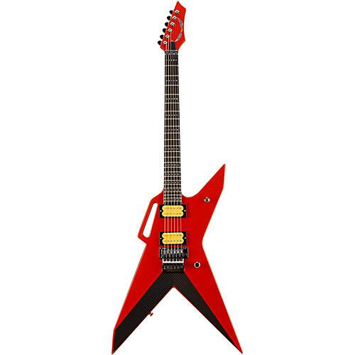 Dean USA Zoltan AR6 (Limited Run 50 Pc) Electric Guitar Ferrari Red