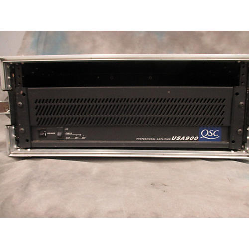 QSC USA900 Power Amp-thumbnail