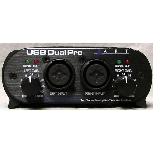 Art USB Dual Pre 2 Channel Audio Interface