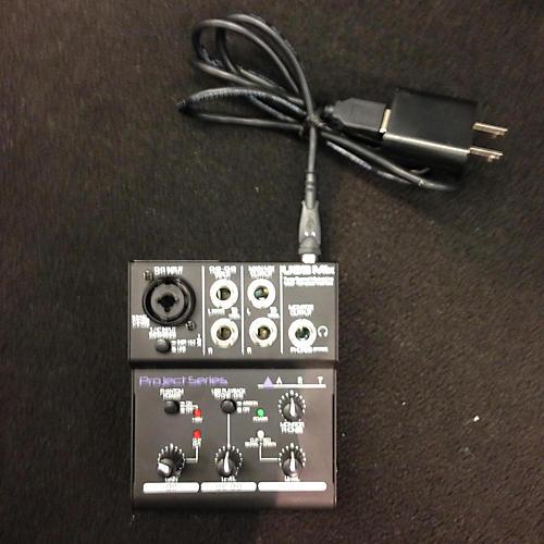 Art USB Phono Plus Project Series DJ Controller