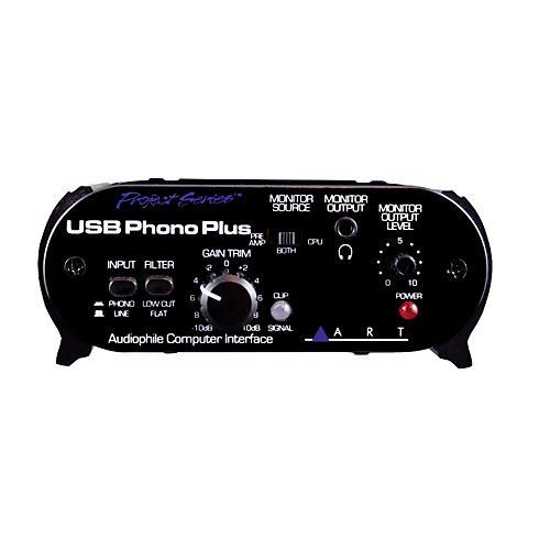 Art USB Phono Plus Project Series-thumbnail