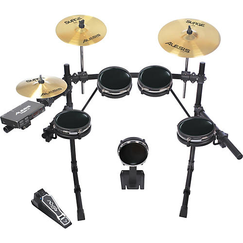 Alesis USB Pro Electronic Drum Set with Surge Cymbals-thumbnail