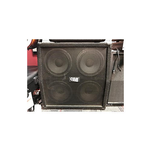 CGM USED CGM 1990S 412 GUITAR CABINET Guitar Cabinet
