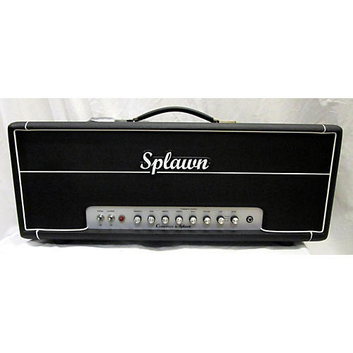 In Store Used USED SPLAWN COMPETITION 50W TUBE GUITAR AMP HEAD