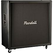 Randall USM-RC412 260W 4x12 Bass Speaker Cabinet Angled