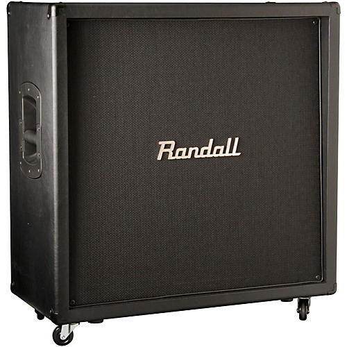 Randall USM-RC412 260W 4x12 Bass Speaker Cabinet Angled-thumbnail