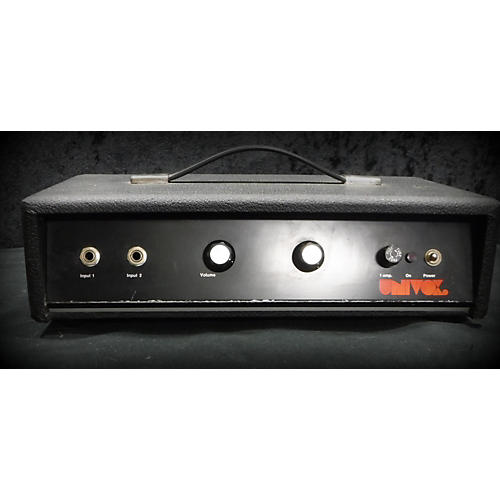 Univox UV250 Bass Amp Head-thumbnail