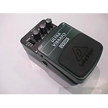 Behringer UV300 Ultra Vibrato Effect Pedal