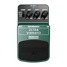Behringer UV300 Ultra Vibrato Effects Pedal