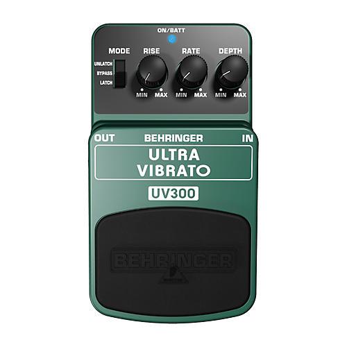 Behringer UV300 Ultra Vibrato Effects Pedal-thumbnail