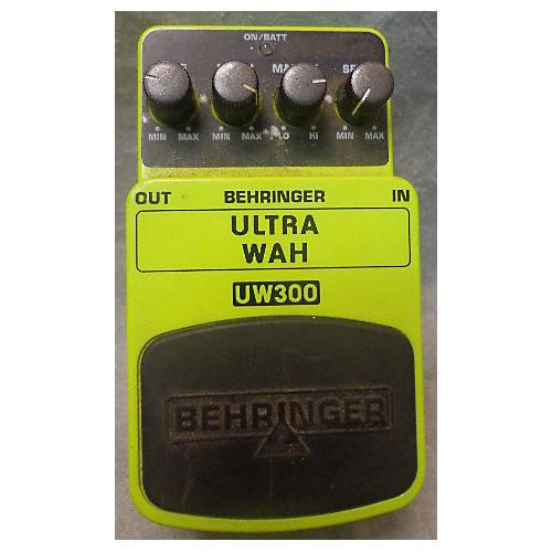 Behringer UW300 Effect Pedal-thumbnail