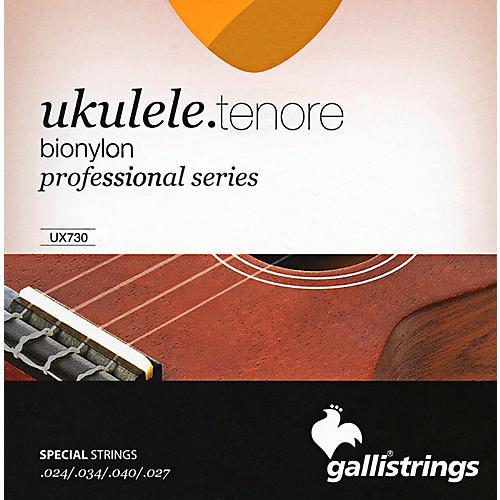 Galli Strings UX730 BIONYLON Tenor UKULELE Strings