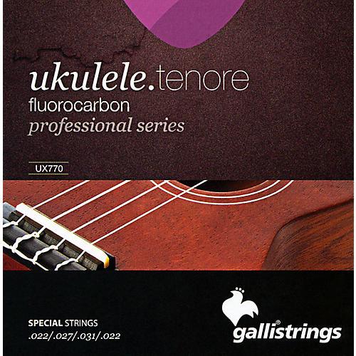 Galli Strings UX770 FLUOROCARBON Tenor UKULELE Strings-thumbnail