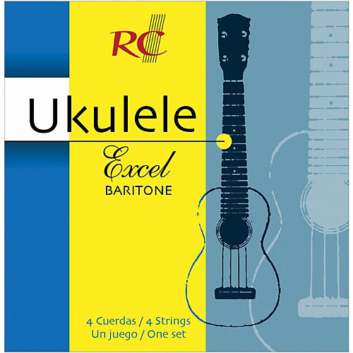 RC Strings UXB90 Excel Baritone Ukulele Strings