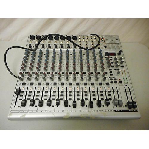 Behringer Ub2222fx Unpowered Mixer