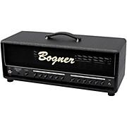 Bogner Uberschall 100W 6L6 Tube Guitar Amp Head Comet Black