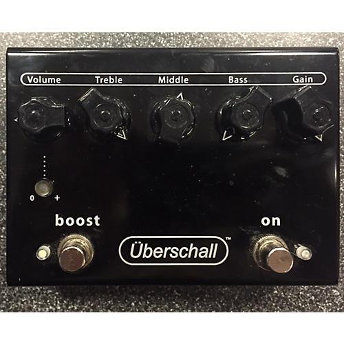 Bogner Uberschall Distortion Effect Pedal-thumbnail