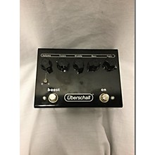 Bogner Uberschall Distortion Effect Pedal
