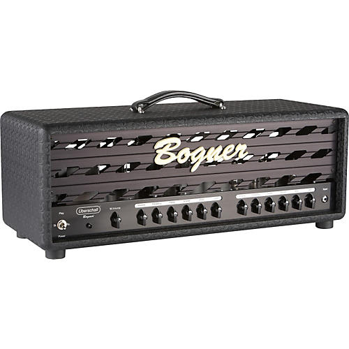 Bogner Uberschall Series 120W Tube Guitar Amp Head with EL34s