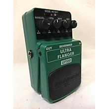 Behringer Uf100 Bass Effect Pedal