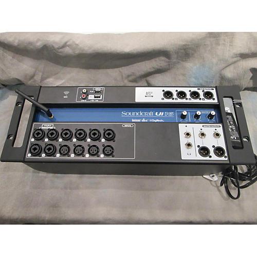 used soundcraft ui16 digital mixer guitar center. Black Bedroom Furniture Sets. Home Design Ideas