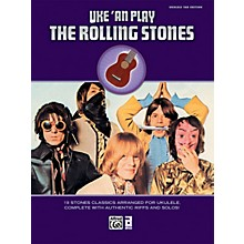 Alfred Uke 'An Play the Rolling Stones for Ukulele Book