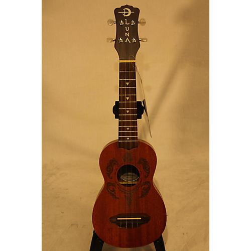 Luna Guitars Uke Honu Ukulele