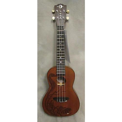 Luna Guitars Uke Pearl Ukulele-thumbnail