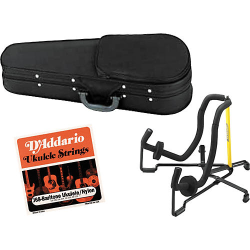 Gear One Ukulele Accessory Pro Pack (Baritone)