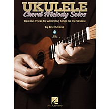 Hal Leonard Ukulele Chord Melody Solos Ukulele Series Softcover with CD
