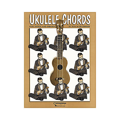 Centerstream Publishing Ukulele Chords Chart-thumbnail