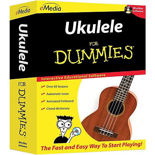 emedia ukulele for dummies boxed guitar center. Black Bedroom Furniture Sets. Home Design Ideas