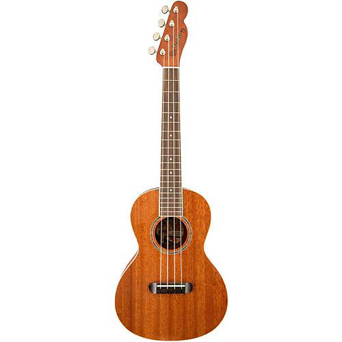 Fender Ukulele Hau oli Mahogany Tenor Ukulele Natural