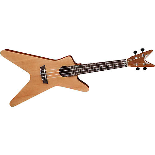 Dean Guitars Ukulele Travel Uke: Dean Ukulele ML Satin Natural