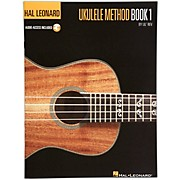 Hal Leonard Ukulele Method Book 1 with Online Audio