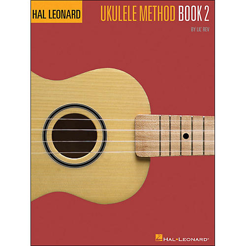 Hal Leonard Ukulele Method Book 2-thumbnail