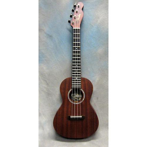 Fender Ukulele Pa'ina All-Solid Mahogany Acoustic-Electric Tenor Ukulele