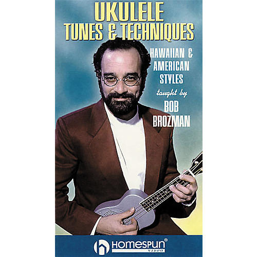 Hal Leonard Ukulele Tunes and Techniques