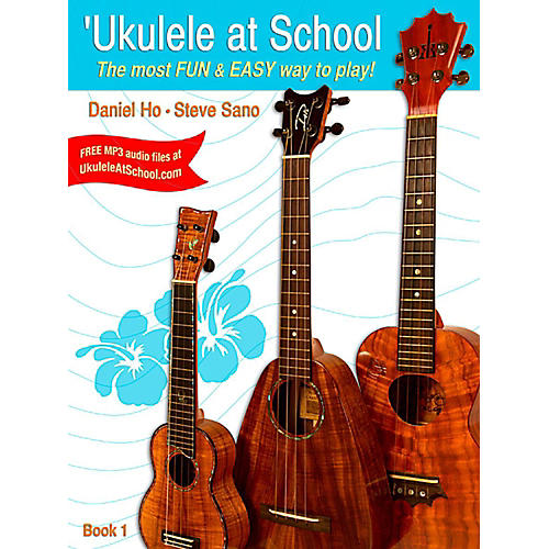 Alfred Ukulele at School Student's Book 1-thumbnail