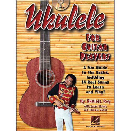 Hal Leonard Ukulele for Guitar Players Book/CD-thumbnail