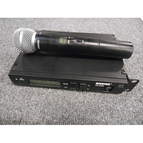 Shure UlXS4 Wireless SM58 Handheld Wireless System