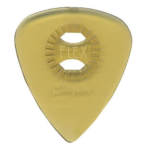 Clayton Ultem Flex Pick Standard 6-Pack .88 mm
