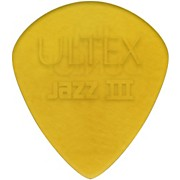 Dunlop Ultex Jazz III Guitar Picks 6-Pack