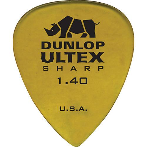 Dunlop Ultex Sharp Picks - 6 Pack-thumbnail