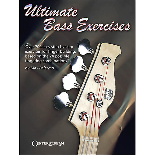 Centerstream Publishing Ultimate Bass Exercises