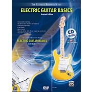 Alfred Ultimate Beginner Mega Pak Electric Guitar Basics (Rev. Ed.) Book, CD & DVD