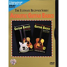 Warner Bros Ultimate Beginner Series - Acoustic Guitar Basics (DVD)