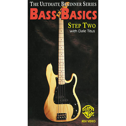 Alfred Ultimate Beginner Series - Bass Basics, Step 2