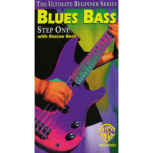 Alfred Ultimate Beginner Series - Blues Bass, Step 1
